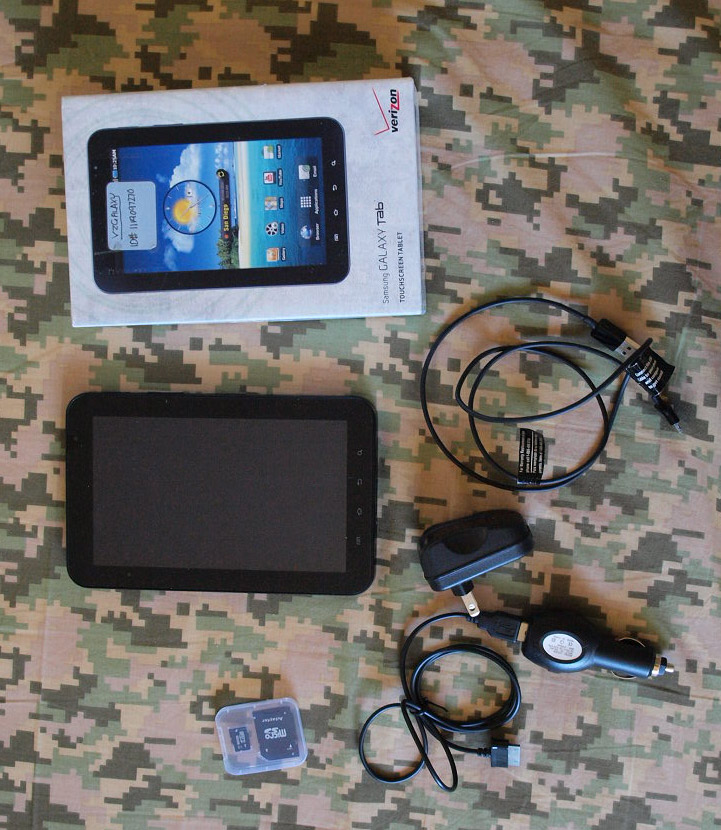 卖Samsung Galaxy Tab Verizon 3G