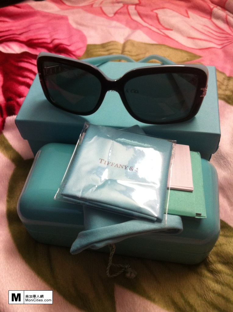 Bargain Sale Tiffany Woman Sunglass - Unused, Brand New